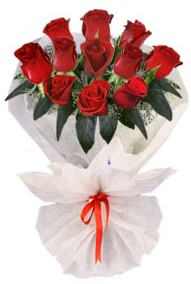11 adet gül buketi  Elazığ çiçek yolla  kirmizi gül