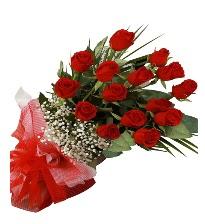 15 kırmızı gül buketi sevgiliye özel  Elazığ anneler günü çiçek yolla