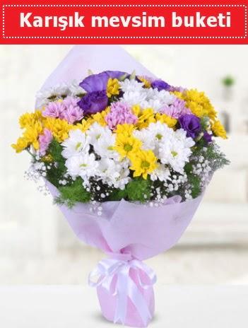 Karışık Kır Çiçeği Buketi  Elazığ online çiçek gönderme sipariş