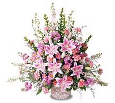 Elazığ çiçek yolla , çiçek gönder , çiçekçi   Tanzim mevsim çiçeklerinden çiçek modeli