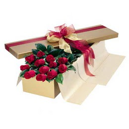Elazığ çiçek , çiçekçi , çiçekçilik  10 adet kutu özel kutu