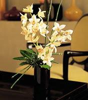 Elazığ çiçek gönderme sitemiz güvenlidir  cam yada mika vazo içerisinde dal orkide