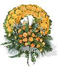 cenaze çiçegi celengi cenaze çelenk çiçek modeli  Elazığ anneler günü çiçek yolla
