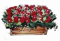 yapay gül çiçek sepeti   Elazığ çiçek gönderme