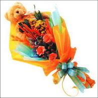 ayicik gül ve kir çiçekleri   Elazığ online çiçekçi , çiçek siparişi