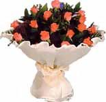 11 adet gonca gül buket   Elazığ anneler günü çiçek yolla