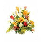 karisik renkli çiçekler tanzim   Elazığ anneler günü çiçek yolla