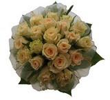 12 adet sari güllerden buket   Elazığ ucuz çiçek gönder