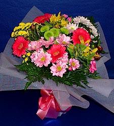 karisik sade mevsim demetligi   Elazığ hediye çiçek yolla