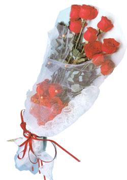 11 adet kirmizi güller buket tanzimi   Elazığ çiçek yolla , çiçek gönder , çiçekçi