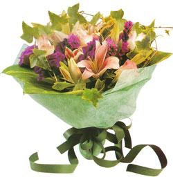 karisik mevsim buketi anneler günü ve sevilenlere  Elazığ online çiçekçi , çiçek siparişi
