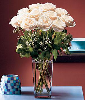Elazığ çiçek siparişi sitesi  Cam yada mika vazo içerisinde 12 gül