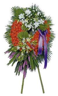 Elazığ çiçek satışı  cenaze çelengi