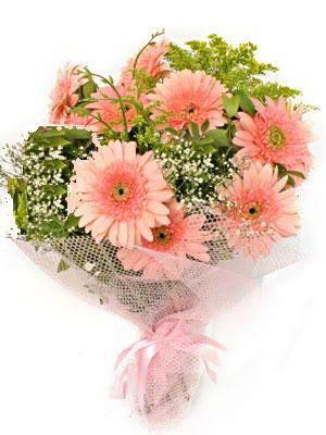 Elazığ çiçek mağazası , çiçekçi adresleri  11 adet gerbera çiçegi buketi