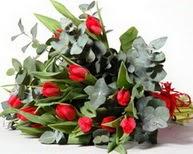 Elazığ çiçek mağazası , çiçekçi adresleri  11 adet kirmizi gül buketi özel günler için