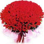 Elazığ cicekciler , cicek siparisi  1001 adet kirmizi gülden çiçek tanzimi