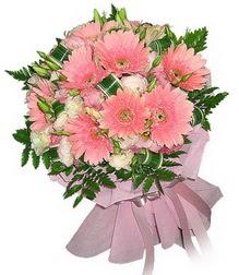 Elazığ çiçek , çiçekçi , çiçekçilik  Karisik mevsim çiçeklerinden demet
