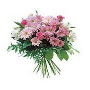 karisik kir çiçek demeti  Elazığ çiçek mağazası , çiçekçi adresleri