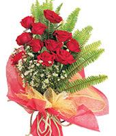 11 adet kaliteli görsel kirmizi gül  Elazığ çiçek mağazası , çiçekçi adresleri