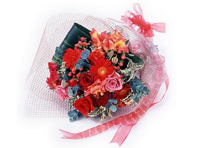 Karisik buket çiçek modeli sevilenlere  Elazığ ucuz çiçek gönder