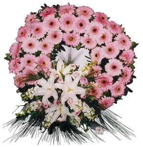 Cenaze çelengi cenaze çiçekleri  Elazığ çiçek gönderme