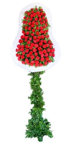 Dügün nikah açilis çiçekleri sepet modeli  Elazığ 14 şubat sevgililer günü çiçek