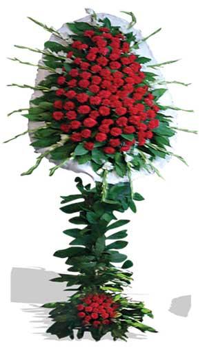 Dügün nikah açilis çiçekleri sepet modeli  Elazığ anneler günü çiçek yolla