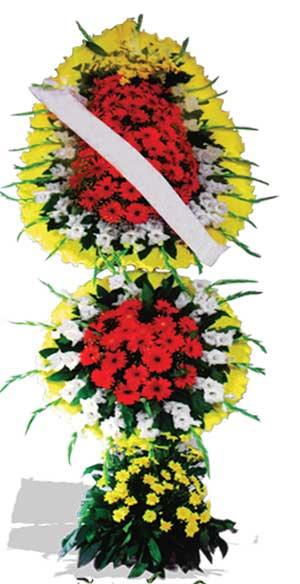 Dügün nikah açilis çiçekleri sepet modeli  Elazığ hediye sevgilime hediye çiçek