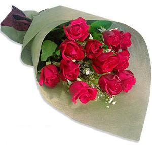 Uluslararasi çiçek firmasi 11 adet gül yolla  Elazığ internetten çiçek siparişi