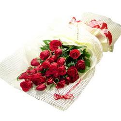 Çiçek gönderme 13 adet kirmizi gül buketi  Elazığ çiçek mağazası , çiçekçi adresleri