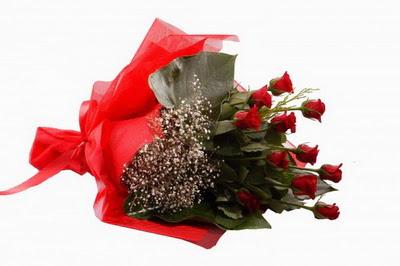Elazığ çiçek yolla , çiçek gönder , çiçekçi   11 adet kirmizi gül buketi çiçekçi