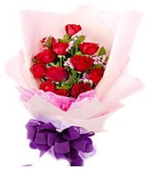 7 gülden kirmizi gül buketi sevenler alsin  Elazığ anneler günü çiçek yolla