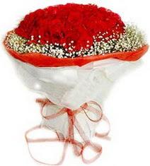 Elazığ çiçek gönderme sitemiz güvenlidir  41 adet kirmizi gül buketi