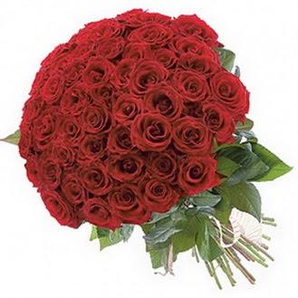 Elazığ online çiçek gönderme sipariş  101 adet kırmızı gül buketi modeli