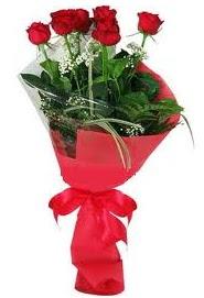 Çiçek yolla sitesinden 7 adet kırmızı gül  Elazığ İnternetten çiçek siparişi