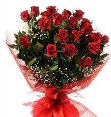 İlginç Hediye 21 Adet kırmızı gül  Elazığ çiçek yolla