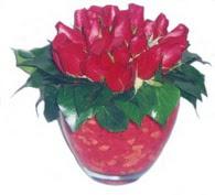 Elazığ çiçek satışı  11 adet kaliteli kirmizi gül - anneler günü seçimi ideal