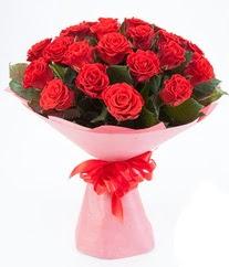 15 adet kırmızı gülden buket tanzimi  Elazığ çiçek yolla , çiçek gönder , çiçekçi