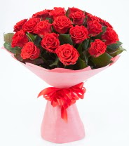 12 adet kırmızı gül buketi  Elazığ çiçek yolla , çiçek gönder , çiçekçi