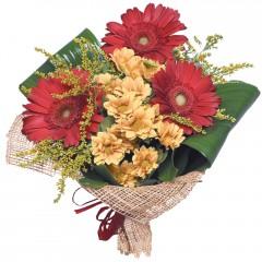 karışık mevsim buketi  Elazığ online çiçekçi , çiçek siparişi