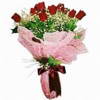 Elazığ çiçek yolla , çiçek gönder , çiçekçi   12 adet kirmizi kalite gül