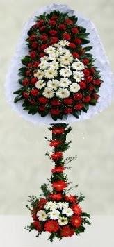 Elazığ İnternetten çiçek siparişi  çift katlı düğün açılış çiçeği