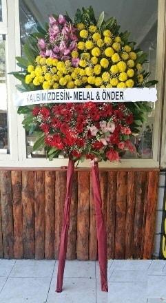 Elazığ çiçekçi mağazası  Cenaze çiçek modeli