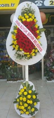 Çift katlı düğün nikah açılış çiçek modeli  Elazığ online çiçekçi , çiçek siparişi