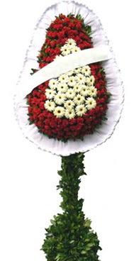 Çift katlı düğün nikah açılış çiçek modeli  Elazığ 14 şubat sevgililer günü çiçek