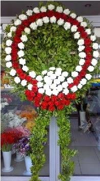 Cenaze çelenk çiçeği modeli  Elazığ çiçekçi mağazası