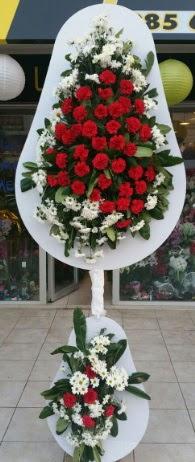2 katlı nikah çiçeği düğün çiçeği  Elazığ çiçek online çiçek siparişi