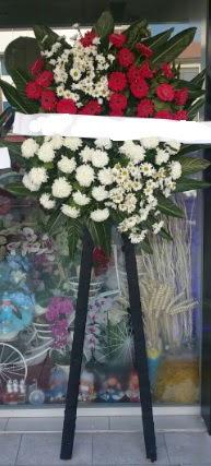 Cenaze çiçeği cenaze çiçek modelleri  Elazığ çiçek yolla , çiçek gönder , çiçekçi