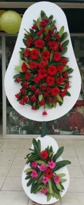Çift katlı düğün nikah açılış çiçek modeli  Elazığ çiçek yolla