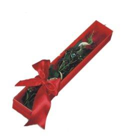 Elazığ internetten çiçek satışı  tek kutu gül sade ve sik